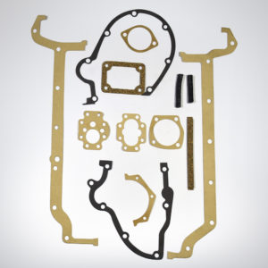 Lower Gasket Set to fit MG TA, TB, TC, TD and TF 1936-55
