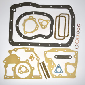 Lower Gasket Set to fit MGB 3 Main Bearing 1962-65