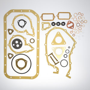 Head Gasket Set to fit Land Rover 2.25 Petrol, Series II, IIA, IIB 1958 onwards and Rover P4 80 1959-62