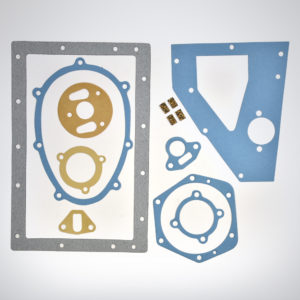 Bottom End Gasket Set to fit Regal, Robin, Rialto, Fox, Kitten, Rebel, Bond Bug, 598cc, 701cc, 748cc, 848cc, 1962 Onwards