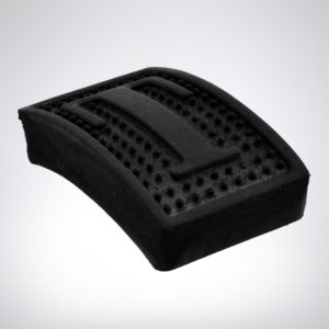 122289 pedal rubber