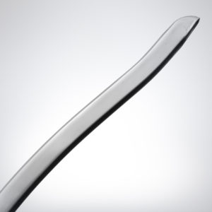 Wing Finisher - Stainless Steel - Rear Wing - 707319