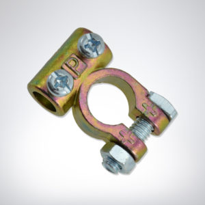 Positive Battery Terminal 10.5 mm Hole Heavy Duty